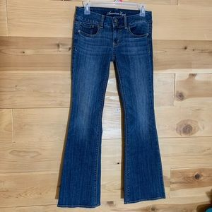 American Eagle Artist Super Stretch Boot Jeans 2S